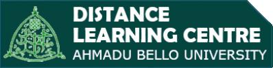AHMADU BELLO UNIVERSITY DISTANCE LEARNING CENTER, ZARIA